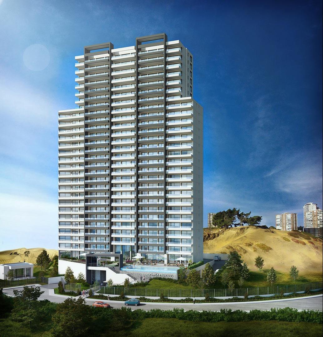 proyecto edificio punta pacífico