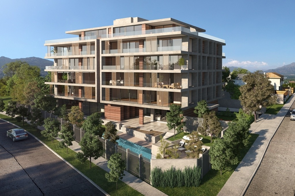 proyecto edificio quattro