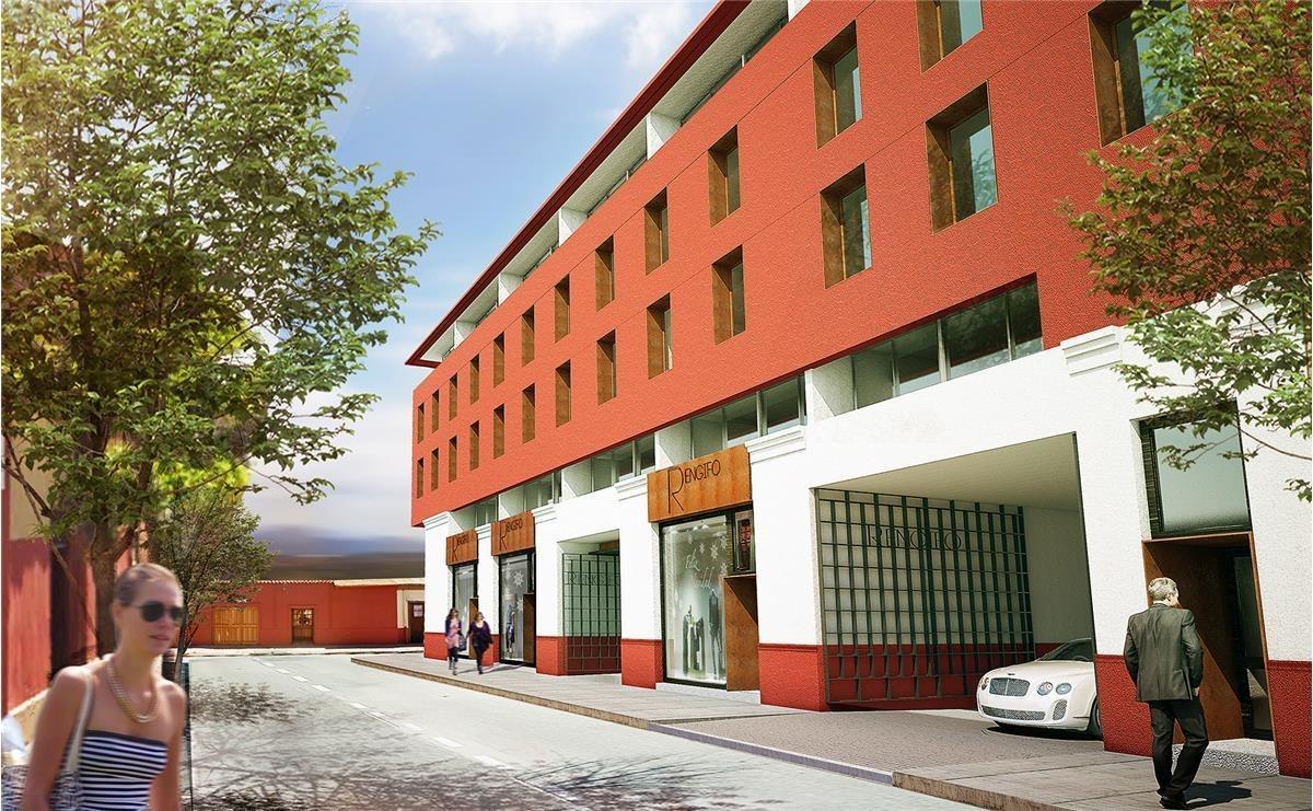 proyecto edificio rengifo