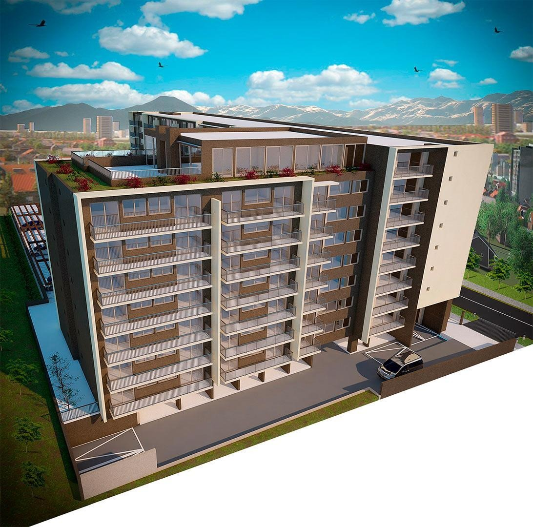 proyecto edificio santa victoria