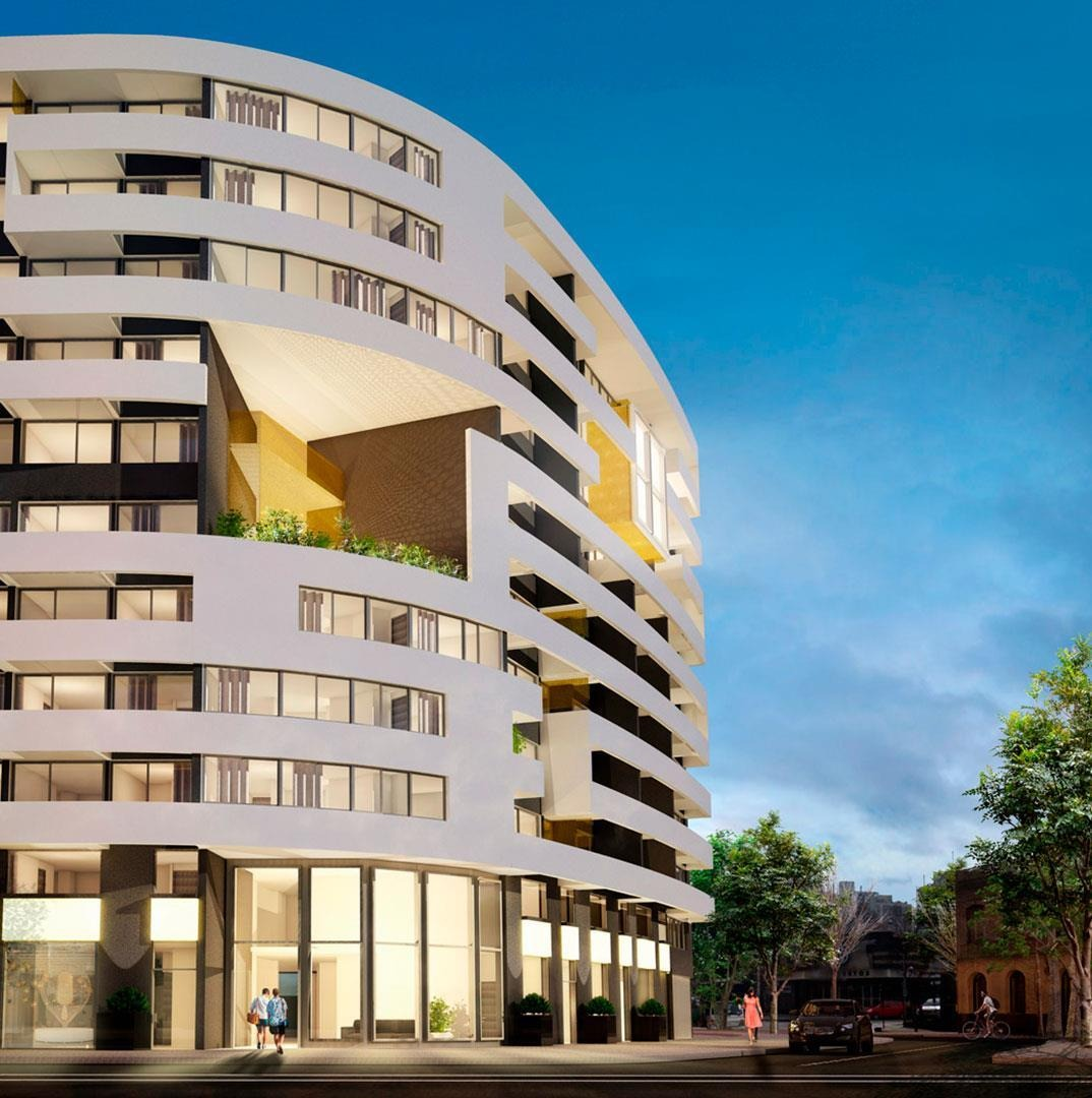 proyecto edificio santiago circular