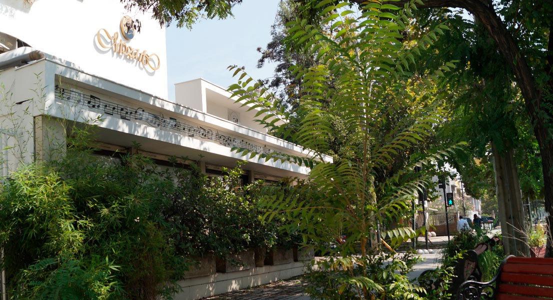 proyecto edificio simón bolívar 2543