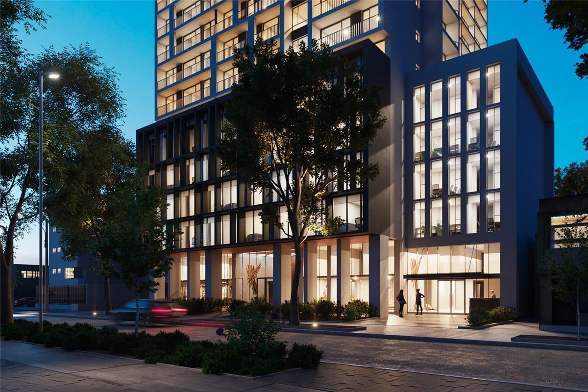 proyecto edificio smart tower - offices