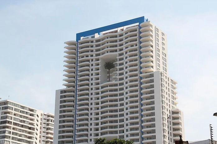 proyecto edificio terranova