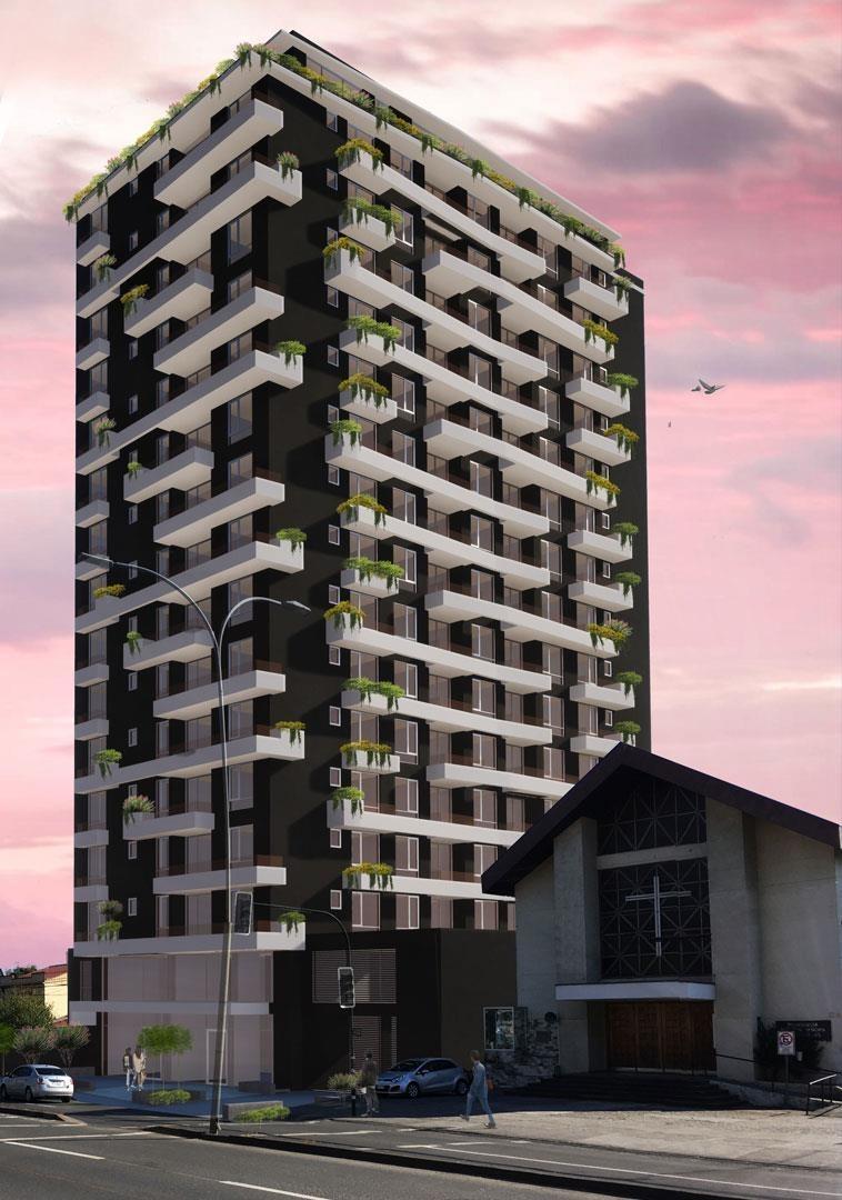 proyecto edificio terraza 1248