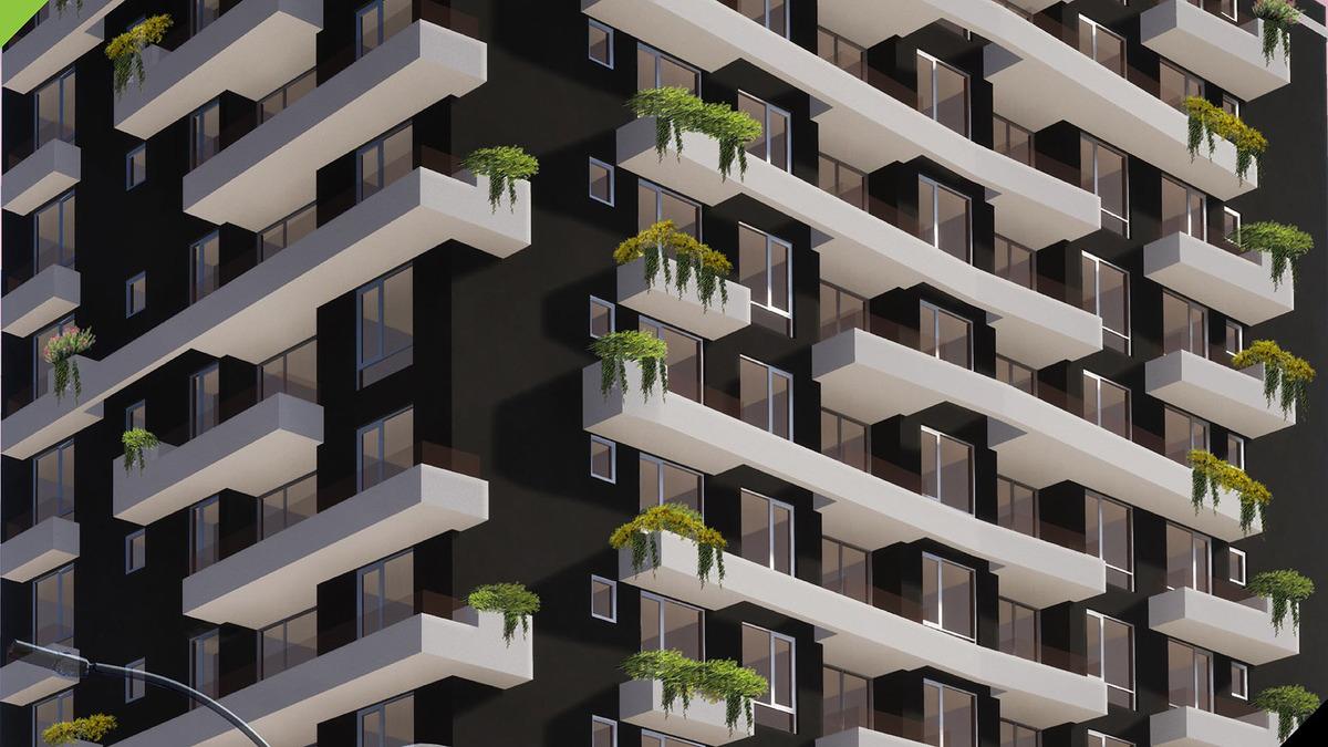 proyecto edificio terrazas 1248