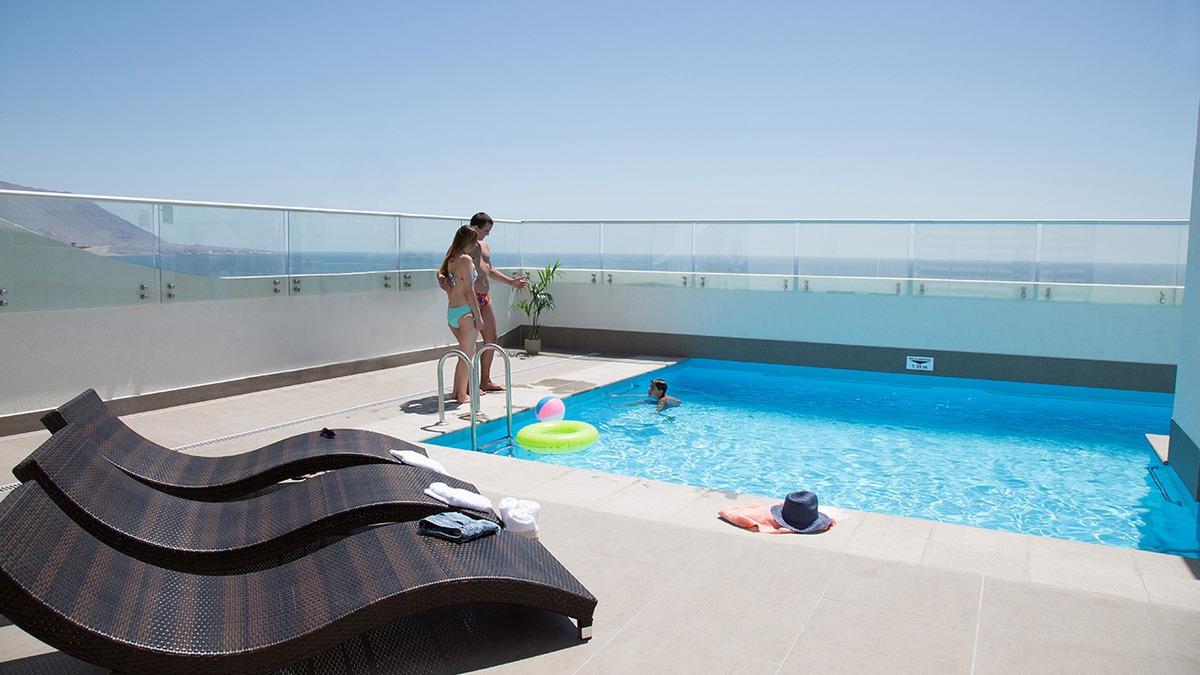 proyecto edificio terrazas del sol