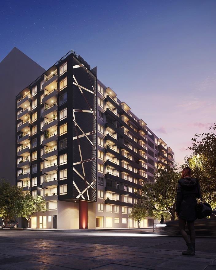 proyecto edificio urban design