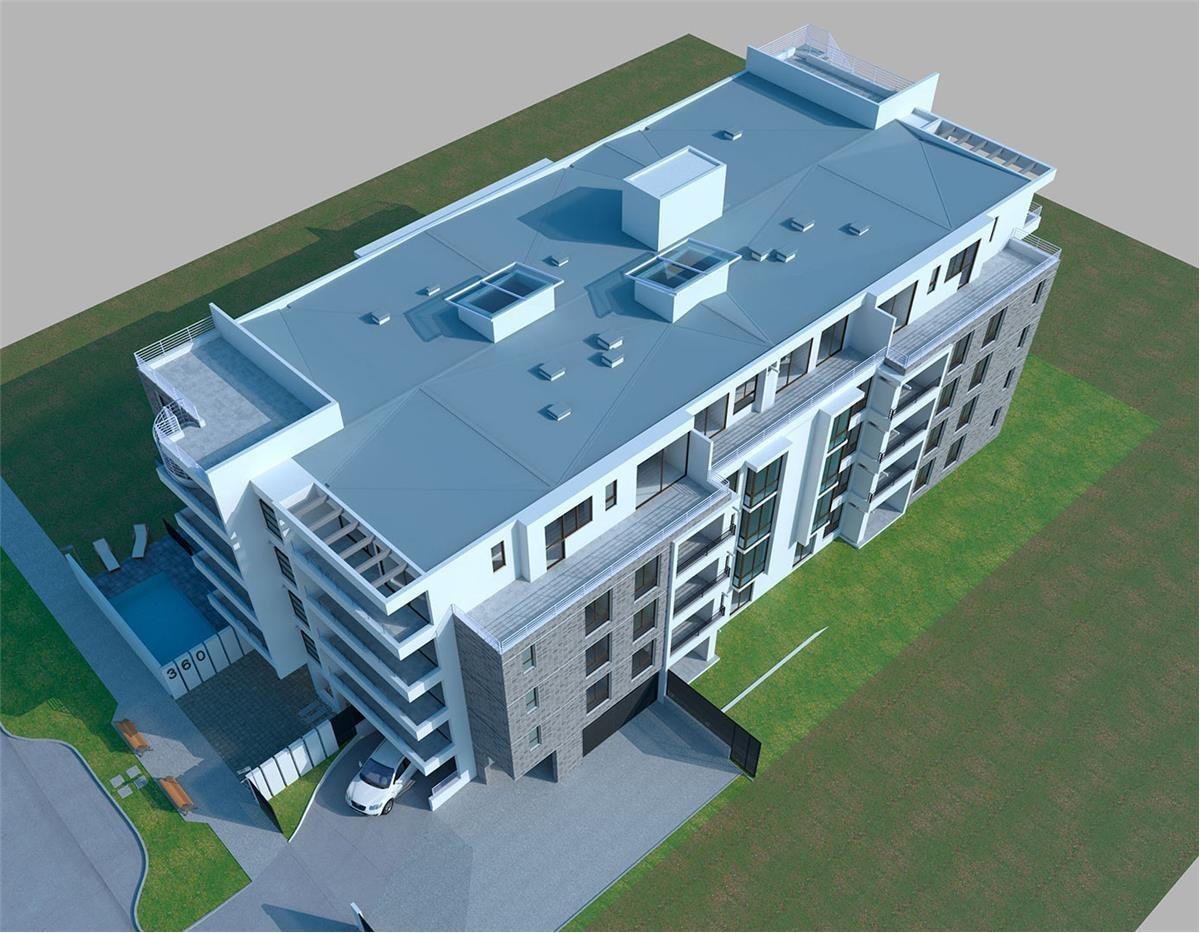 proyecto edificio verona