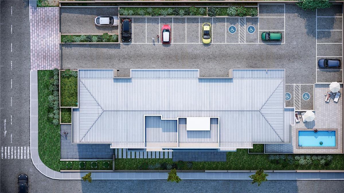 proyecto edificio vista altamar