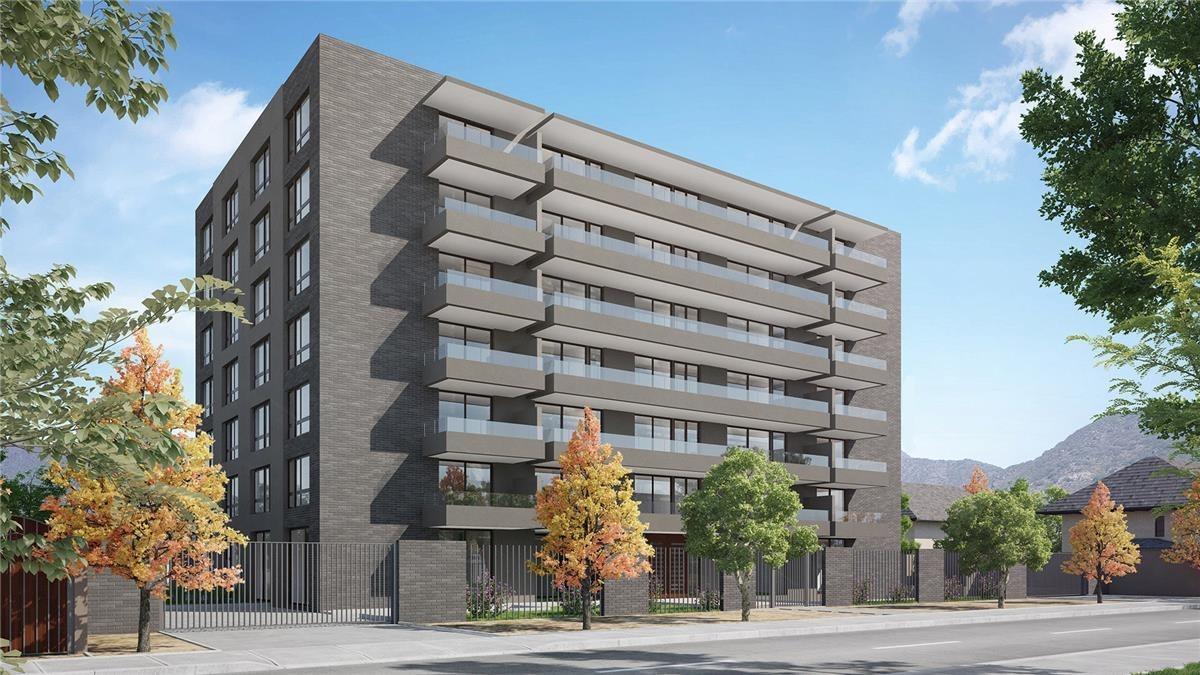 proyecto edificio visviri 1700