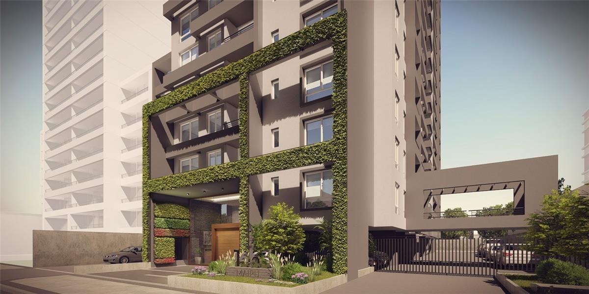 proyecto edificio vivomaipú