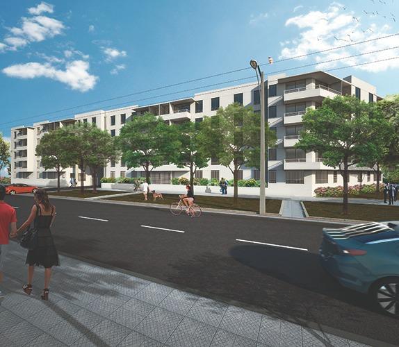 proyecto edificio yungay