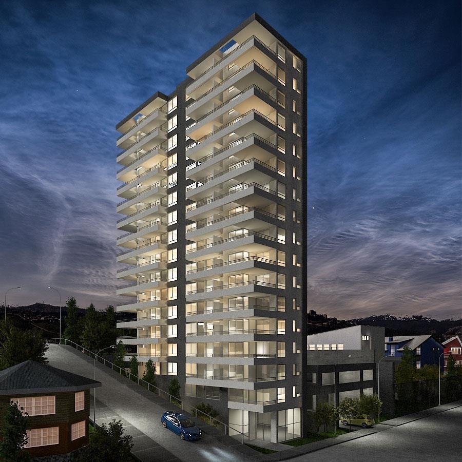 proyecto edificios aires