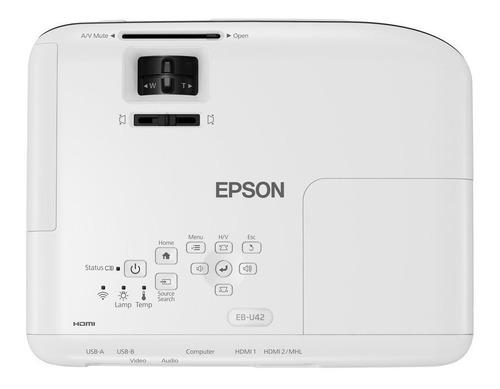 proyecto epson full hd u42 wifi v11h846021 inalambrico