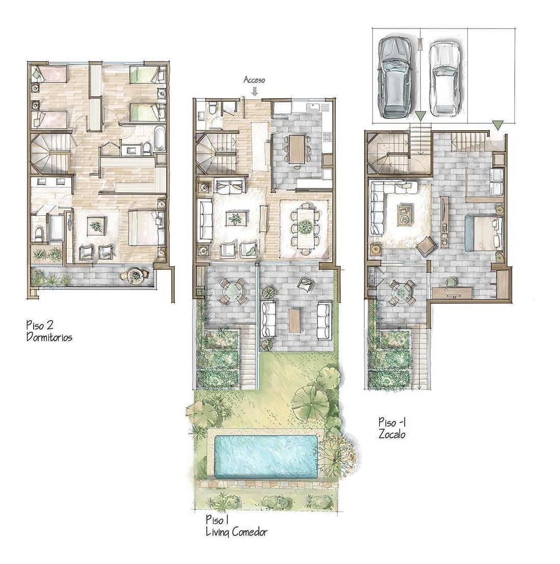 proyecto estoril 820 casas