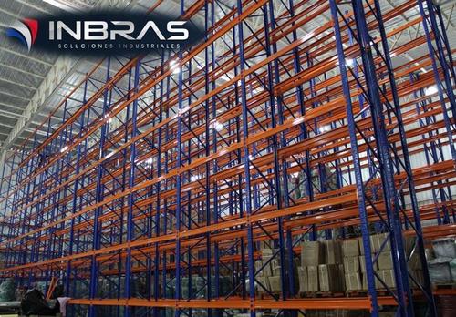 proyecto-fabricación y montaje de racks