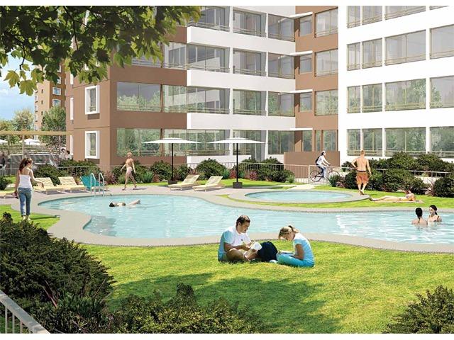 proyecto jardines de maipú 2 - edificio las amapolas
