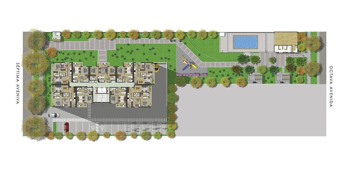 proyecto jardines de séptima avenida