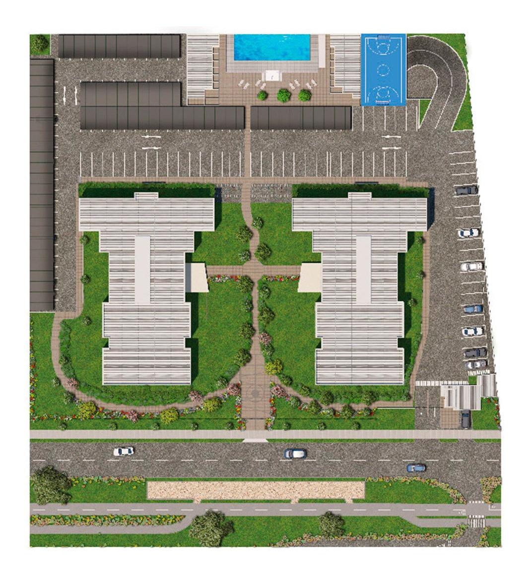 proyecto jardines del portal