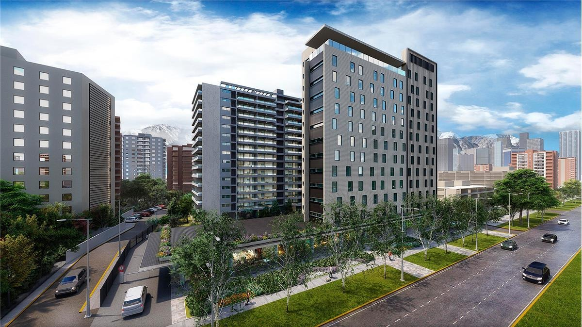 proyecto life apartments
