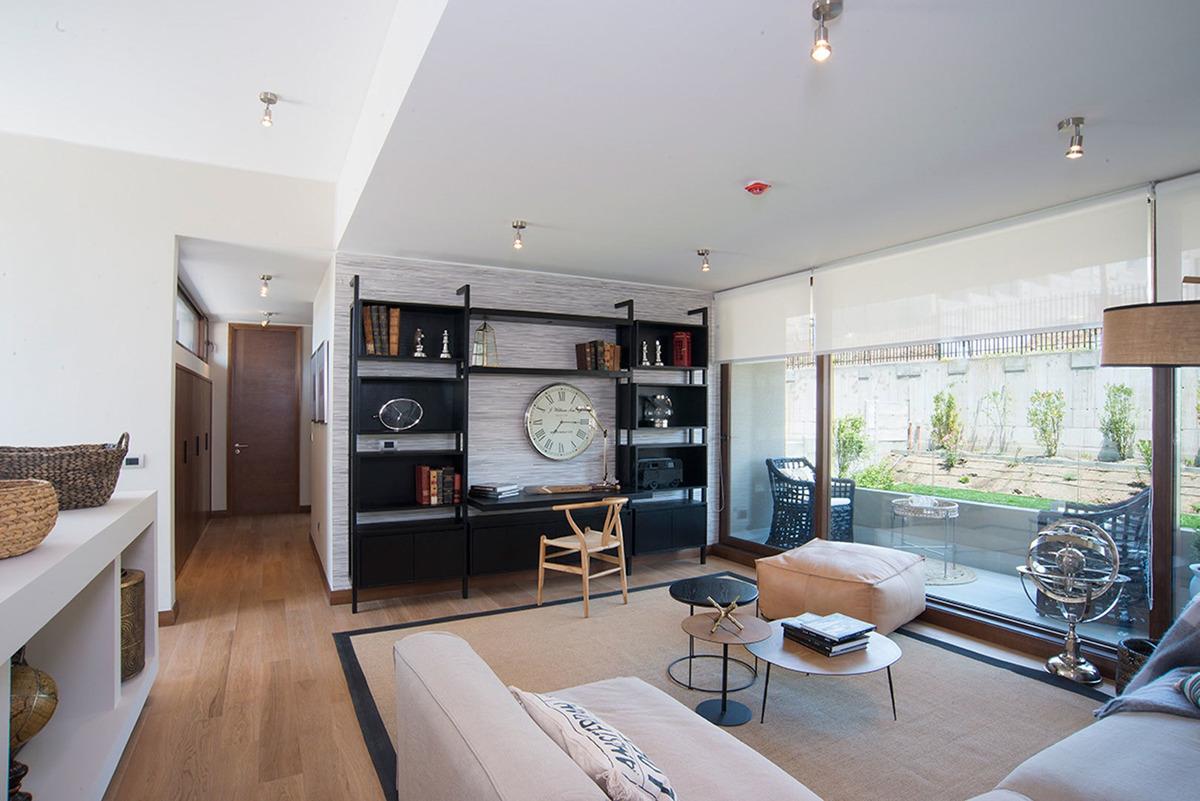 proyecto moller casas mirador los trapenses