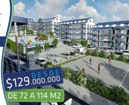 proyecto nuevo apartamentos en mesitas del colegio