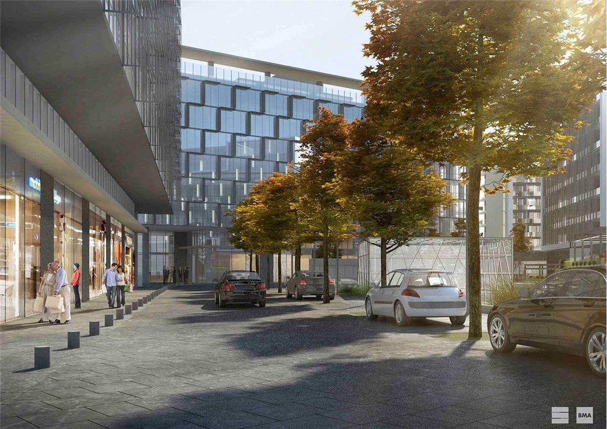 proyecto oficinas neohaus