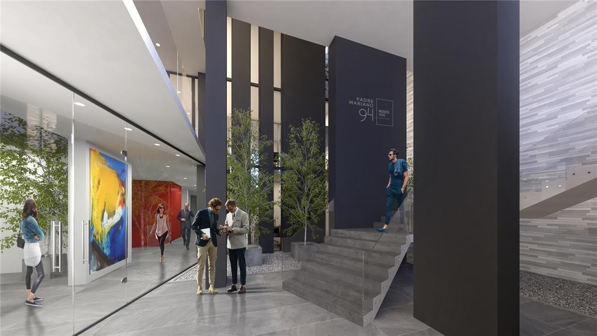 proyecto padre mariano 94 mixed use - oficinas