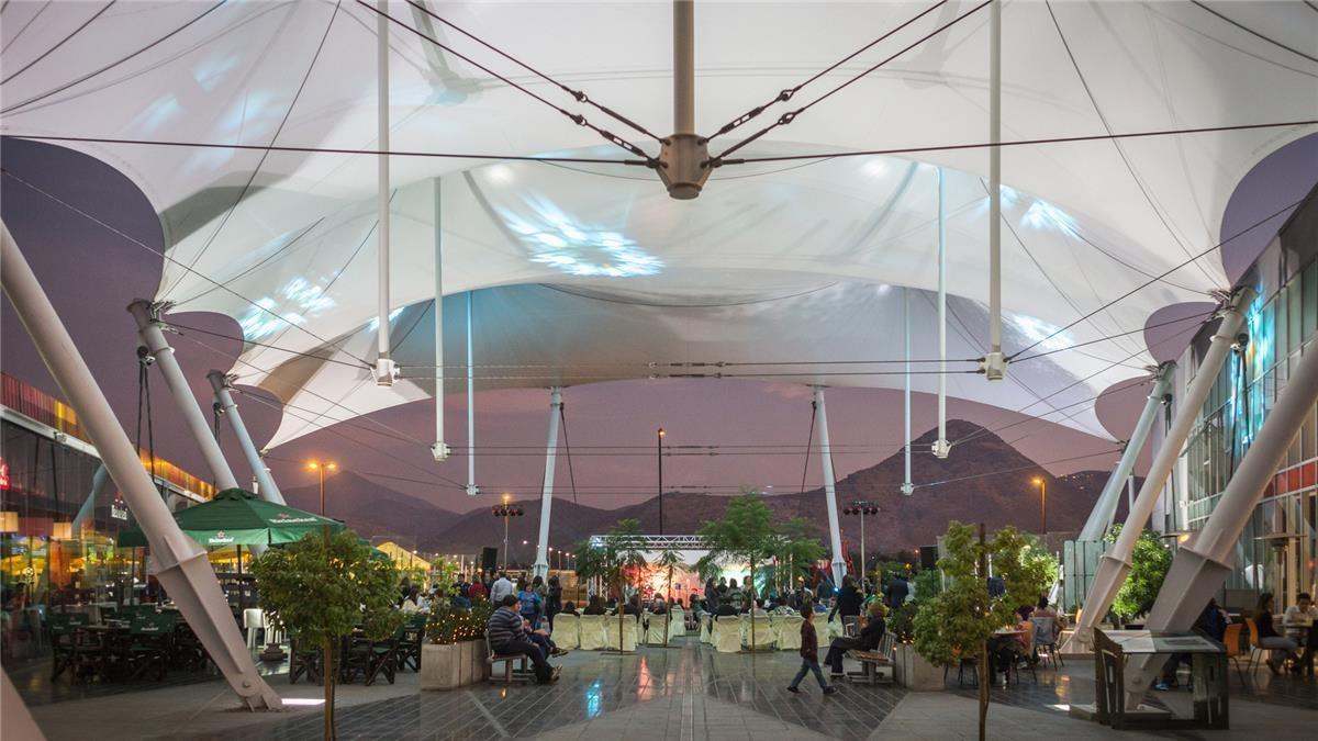 proyecto parque comercial puertas de chicureo