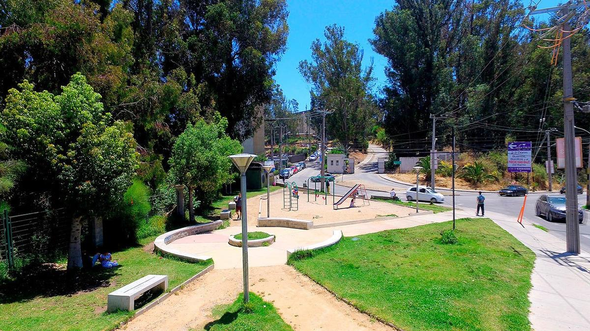 proyecto parque inglés