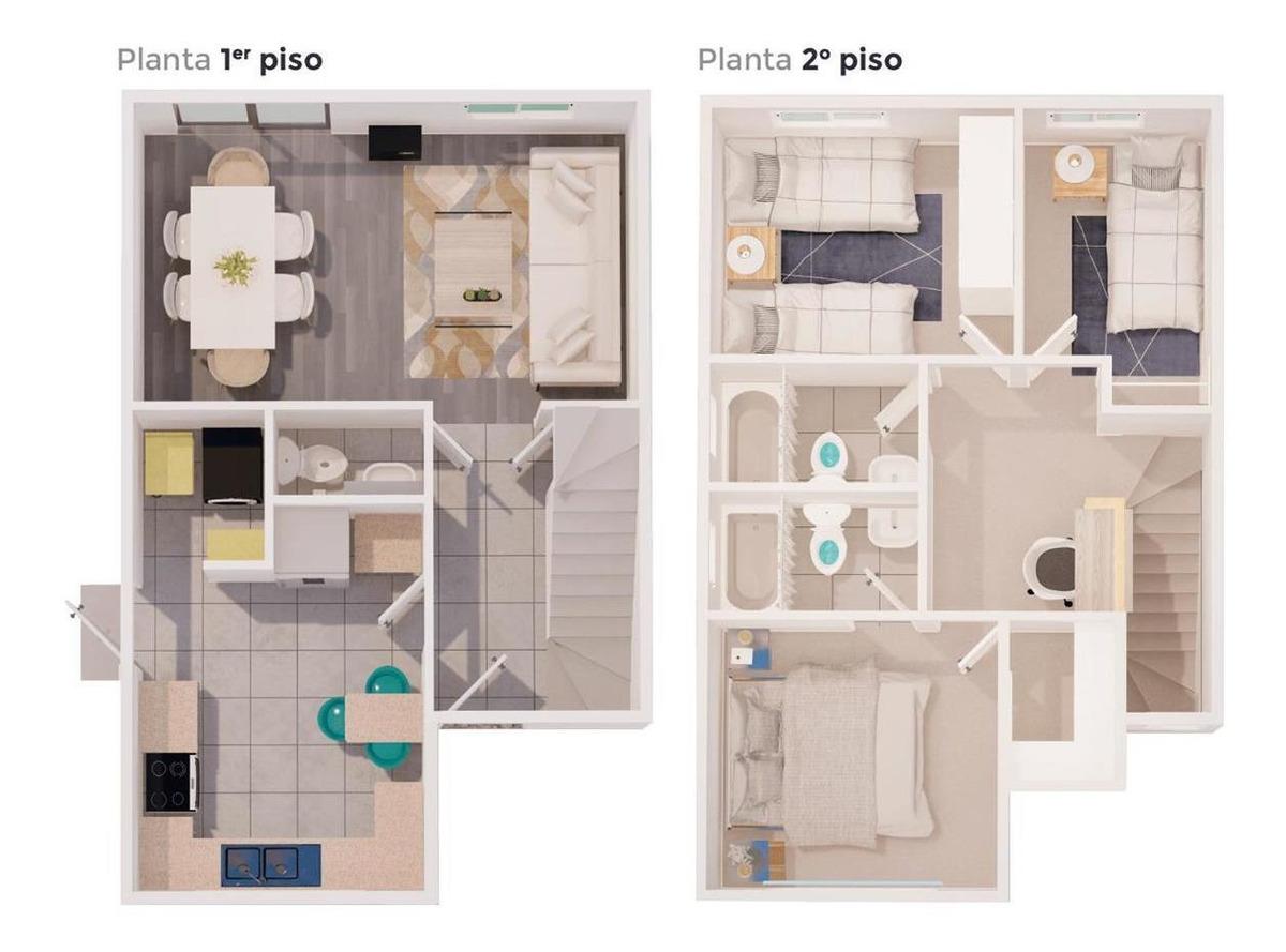 proyecto parque residencial los nogales