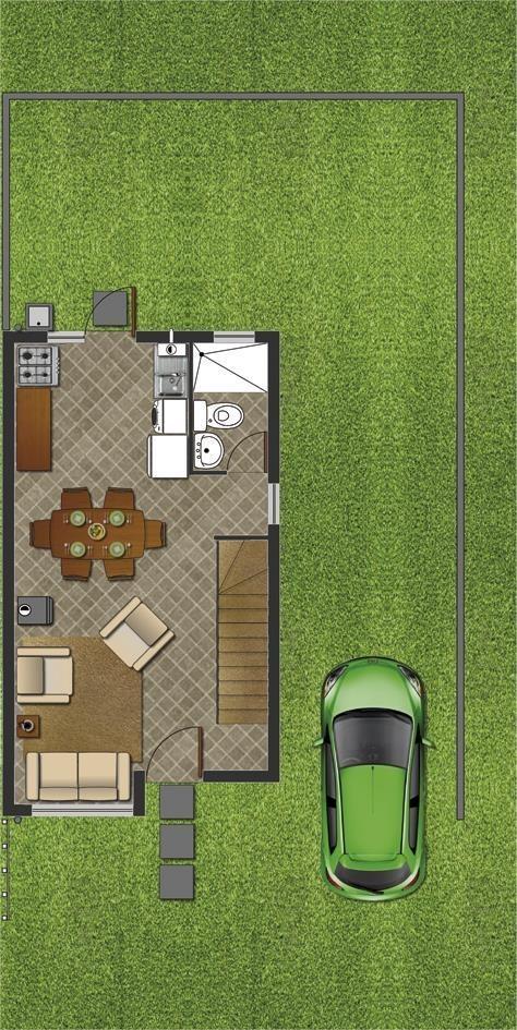 proyecto parque residencial san marcos 2000