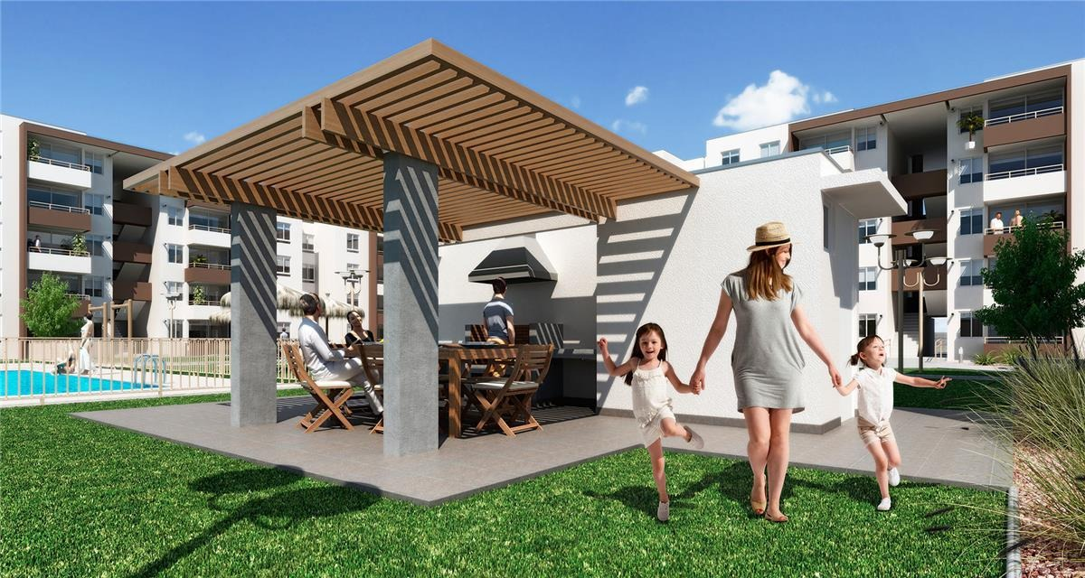 proyecto parque san marcos departamentos