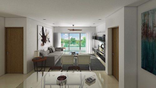 proyecto. penthouses en venta - col. ejidal, playa del carmen