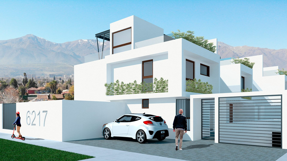 proyecto peragallo townhouse