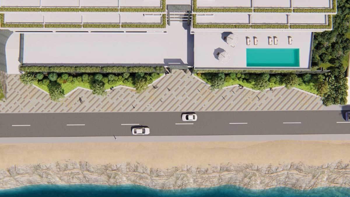 proyecto playa cochoa