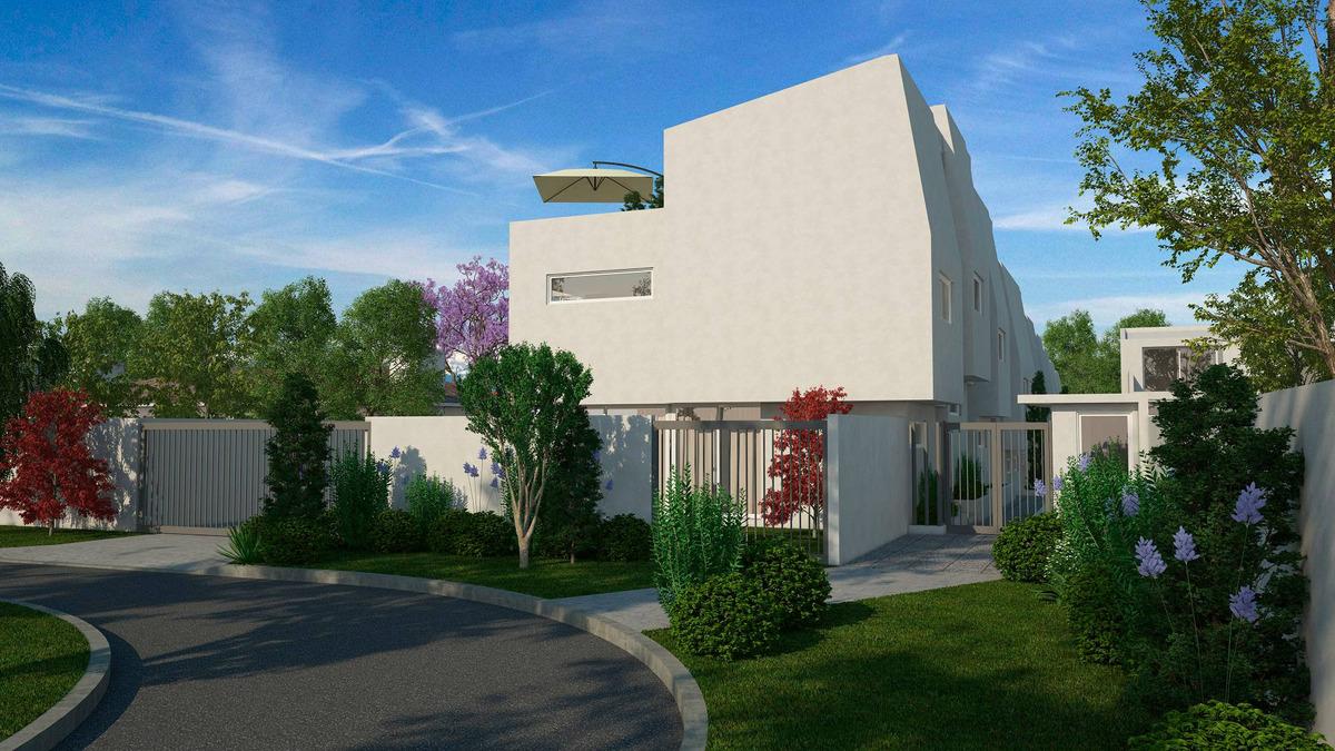 proyecto plazoleta townhouses