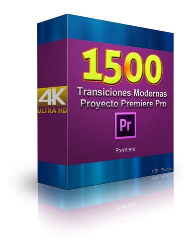 proyecto premiere - 1500 transiciones modernas.
