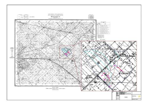 proyecto (regularización) de canales rurales (clandestinos)