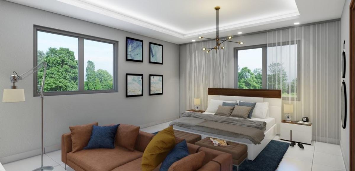proyecto residencial de casas de 2 niveles. (ciudad modelo)