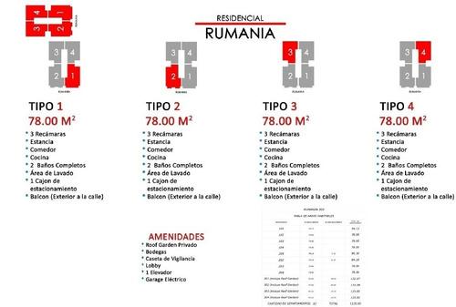 proyecto rumanía