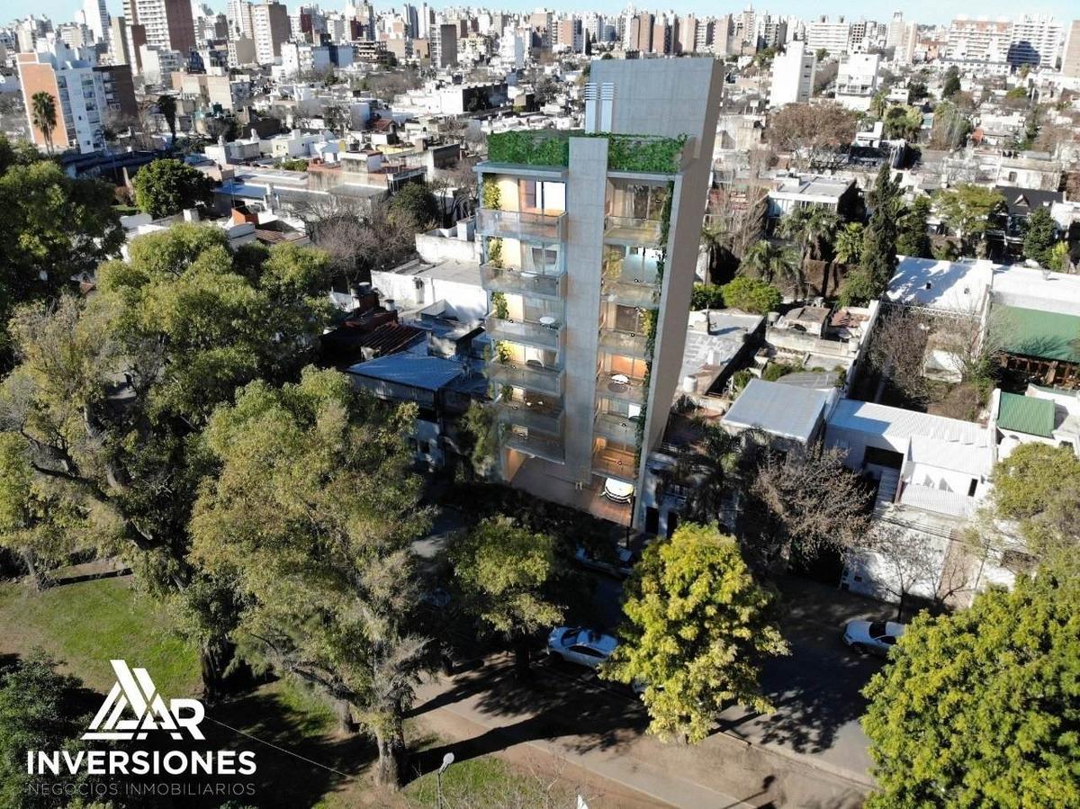 proyecto sustentable frente al parque - zona ger - premium con financiacion