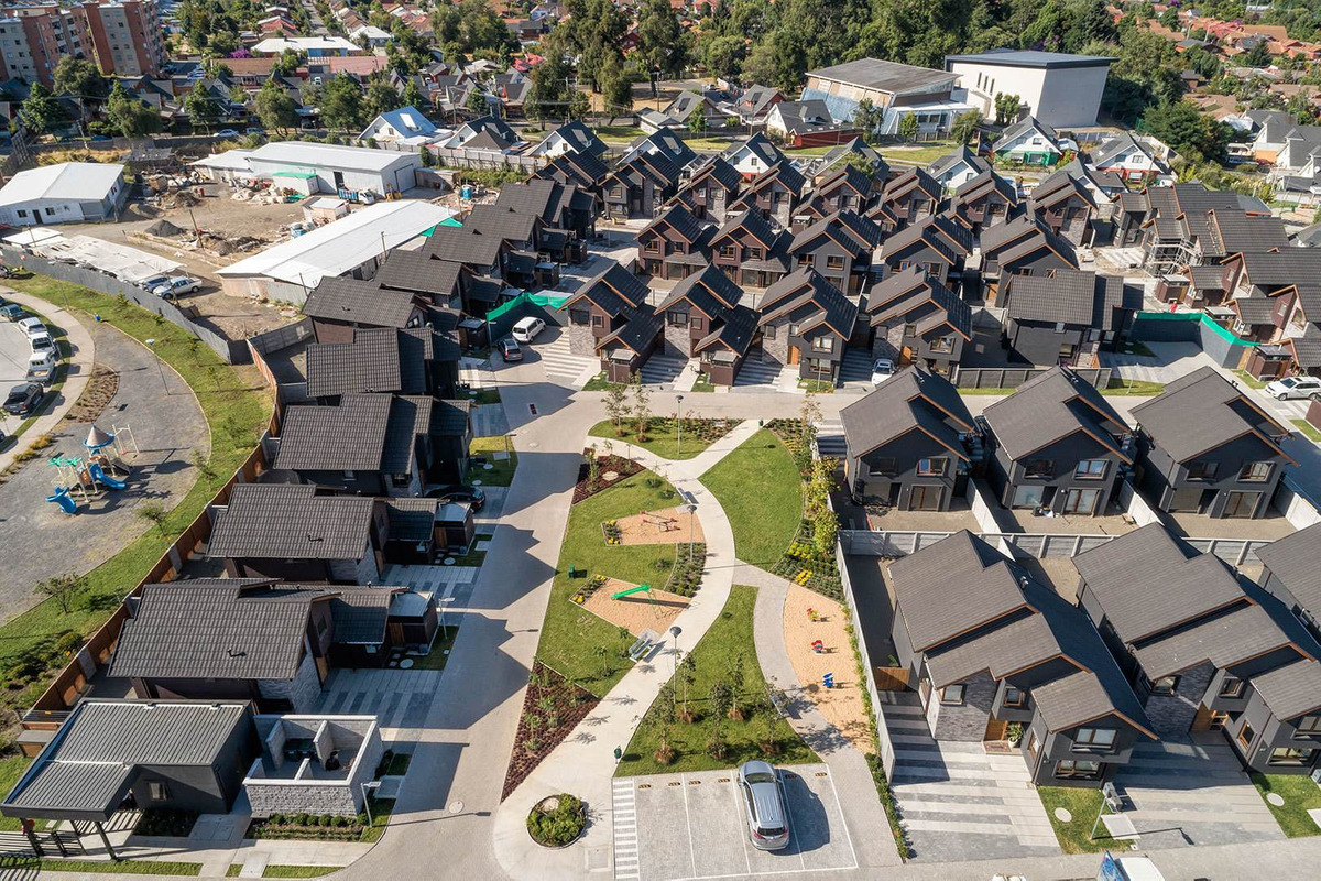 proyecto terraza araucarias