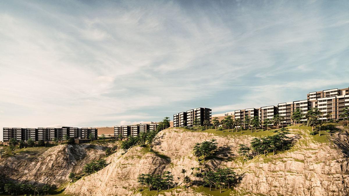 proyecto terrazas de uno norte