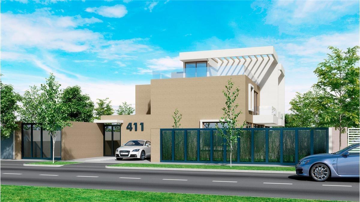 proyecto townhouse arquitecto ictinos 411