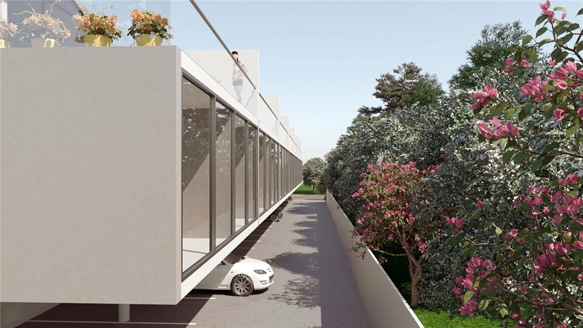 proyecto townhouse nocedal design