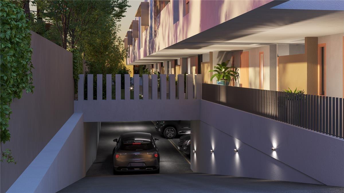 proyecto townhouse peragallo