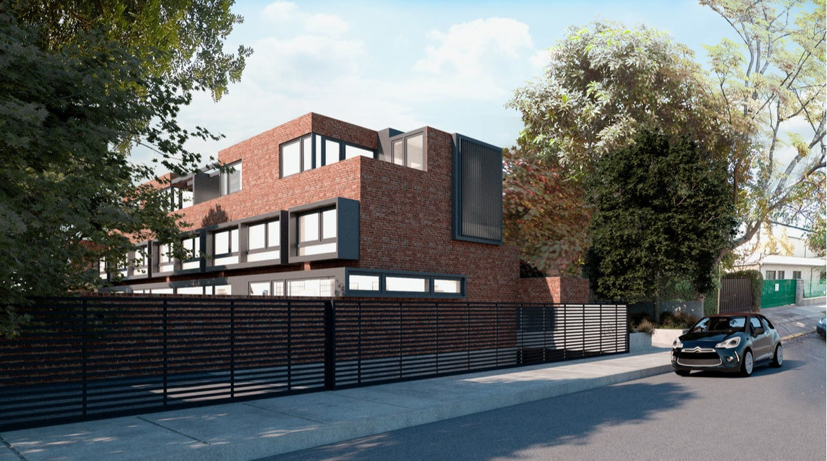 proyecto townhouse polonia 418