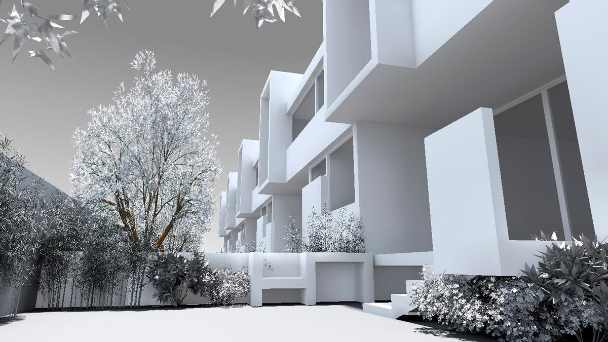 proyecto townhouses nocedal